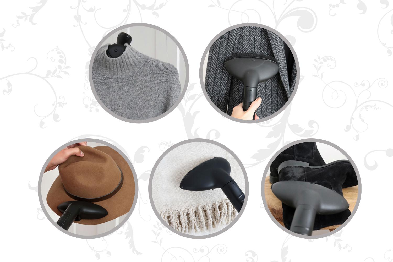 5 sposobów na wykorzystanie parownicy SteaMaster w jesienno-zimowej garderobie